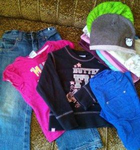 🎉🎁💕 Одежда на девочку...98-104