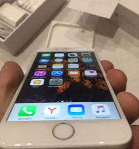 iPhone 6 Silver 64 гб.