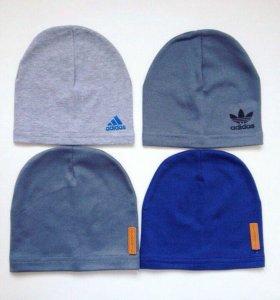 Новые трикотажные шапки