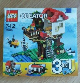 Конструктор LEGO Creator 31010 Домик на дереве 3в1