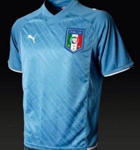 Футболка Сборной Италии на Кубке Конфедераций