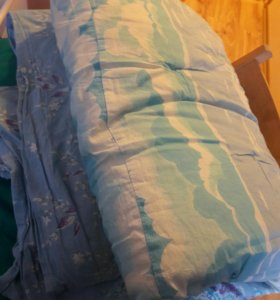 Одеяло полутороспальное синтепон