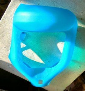 Синяя резина для гироскутера
