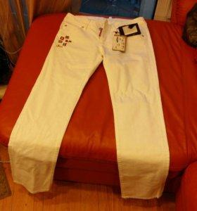 Новые джинсы Disqared. На S. Оригинал из Италии