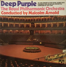 "Винил Deep Purple ""Concerto For Group & Orchestra"""