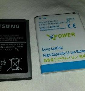 Батарея samsung S4 mini