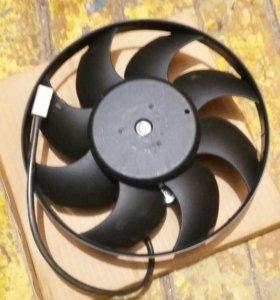 электродвигатель охлаждения