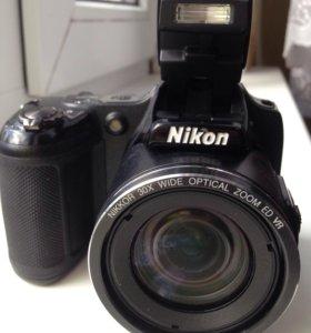 Фотоаппарат Nikon Colpix L820