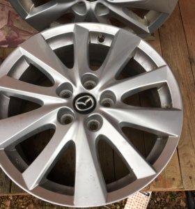 Оригинальные диски Mazda CX-5