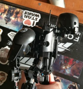 Лего Star Wars K-2SO