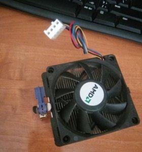 Кулер для AMD процессора