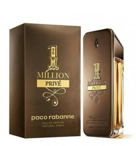 Парфюм мужской 1 Million Prive Paco Rabanne