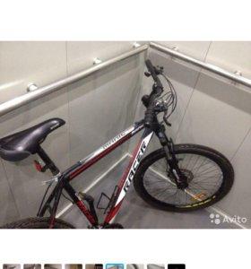 Продам велосипед racer manic 26