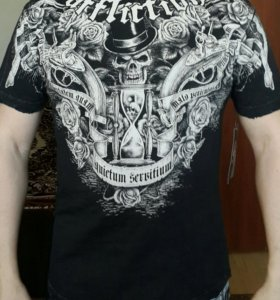 Футболка Affliction Xl