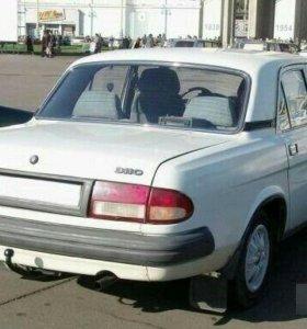 Машина Волга