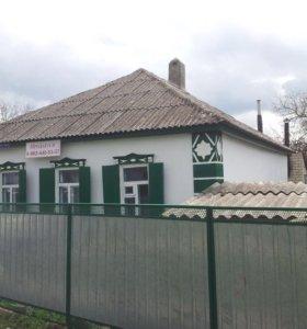 Дом Рыздвяный 55 м² на участке 10 сот.