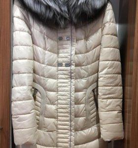 Куртка зимняя р-р s42