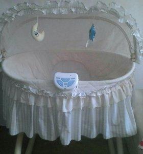 Люлька-кроватка