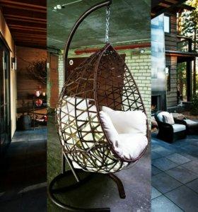Ротанговая мебель, плетеные кресла из ротанга