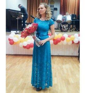 Платье на выпускной /вечернее