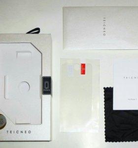 Пленка на экран и коробка Iphone 5s