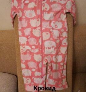 Одежда для девочек до года