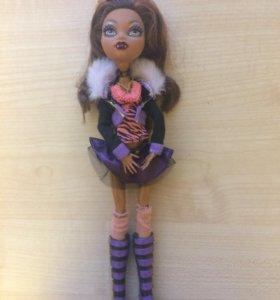Кукла Monster High Клодин Вульф