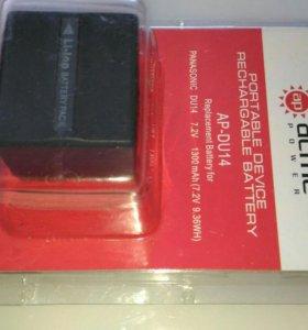 Аккумулятор для видеокамер