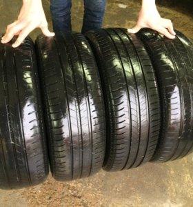 4 покрышки Michelin 195/60 r16