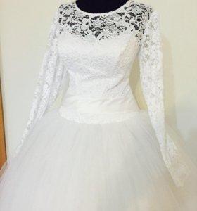 Новое свадебное платья !!!!