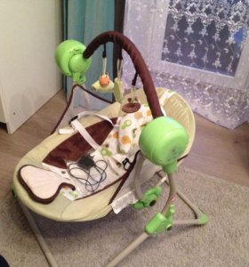 Детская качалка Baby Care