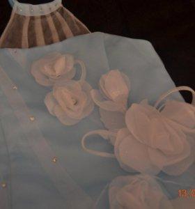 Платье для девочки 11-14 лет