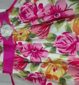 Детские платья от 300-400 руб