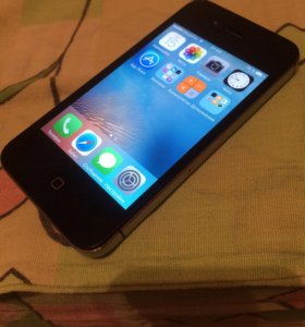 iPhone 4S Black 8Gb