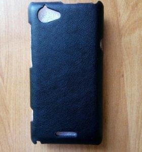 Чехол Sony xperia L c2105