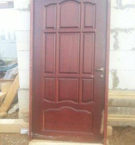 Дверь в комплекте б/у 2000 руб торг