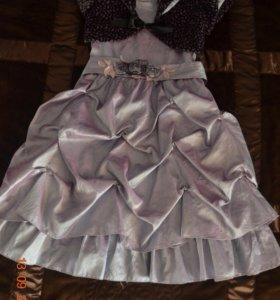 Платье для девочки 10-13 лет