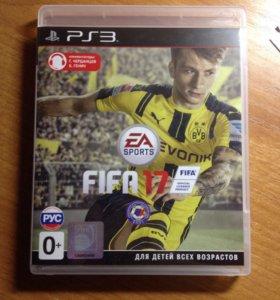 FIFA 17 (на PS3)