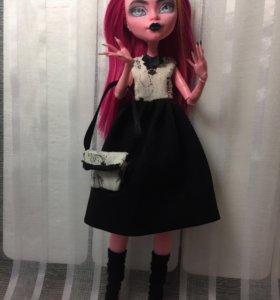 Пошив одежды для кукол Монстер Хай ✨