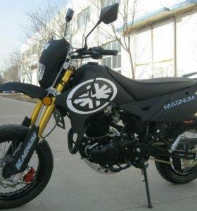Мотоцикл magnum 250 мотард