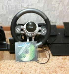 defender Forsage GTR руль