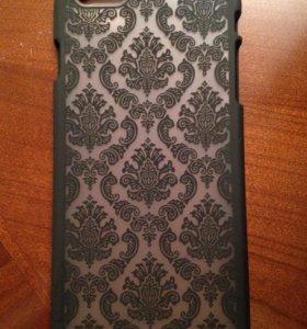 Чехол на iphone (айфон) 6 + plus