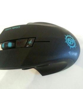 Тихая беспроводная мышь C10