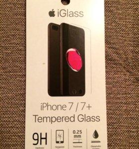 Стекло на iPhone 7/7S
