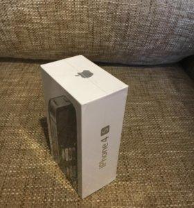 iPhone 4s-16 gb, black новый.