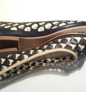 Туфли новые, кожаные, продаю