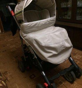 Прогулочная коляска Hartan BUGGY iX1