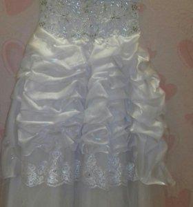 Платье на выпускной шикарное