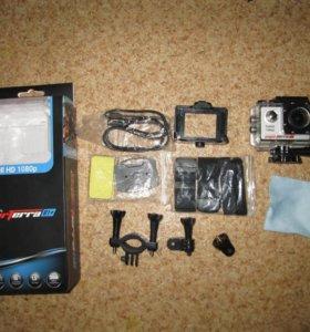 Action-camera Smarterra B1+ Silver Full HD