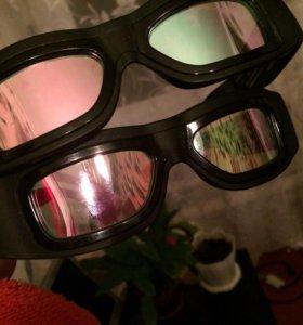 3 D очки